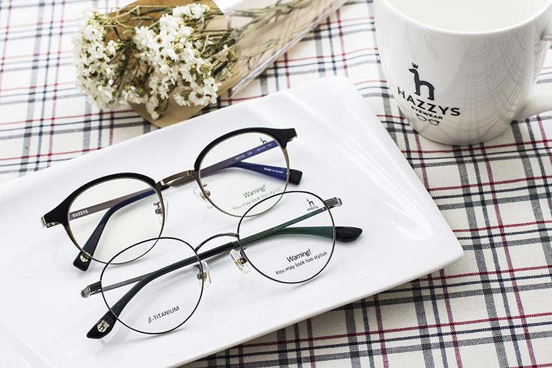 HAZZYS眼鏡開箱文輕鬆寫,好禮1加1免費送給你!