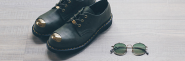 【球鞋與眼鏡 VOL. 9】 A BATHING APE® x Dr. Martens 聯名款 & DUH Eyewear
